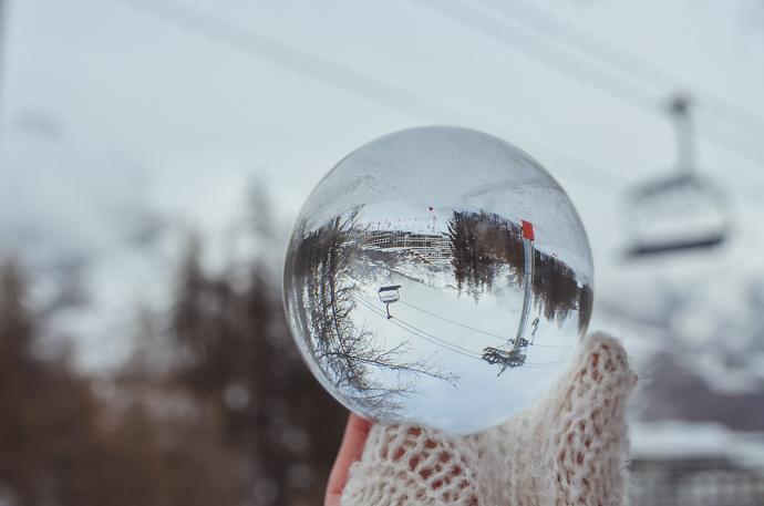 globe photography, snow globe, family ski holiday, snowbizz