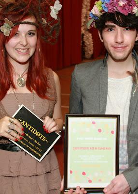 Curious Wedding Fair, Bridal Next Winners 2012