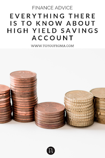 everything there is to know about high yield savings account