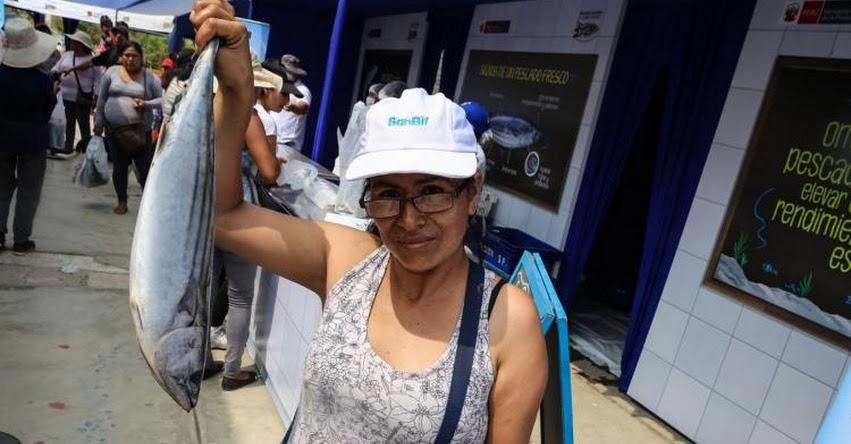 Venderán pescado a precios económicos en Carabayllo (Sábado 23 Junio) www.acomerpescado.gob.pe