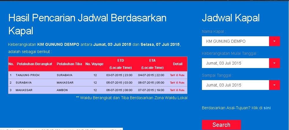 Agen Tiket Kapal Pelni Di Kemayoran Allaz S Diary
