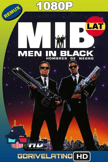 Hombres de Negro (1997) BDRemux 1080p Latino-Ingles MKV