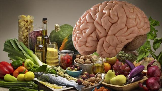 Con estos cinco alimentos puede proteger su cerebro