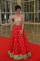 Mahima in beautiful Red Ghagra beigh transparent choli ~  Exclusive 012.JPG