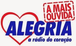 Rádio Alegria FM de Pelotas ao vivo