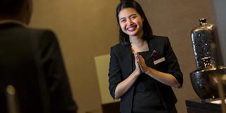 Pelayanan ramah bikin betah di Crowne Plaza Bandung