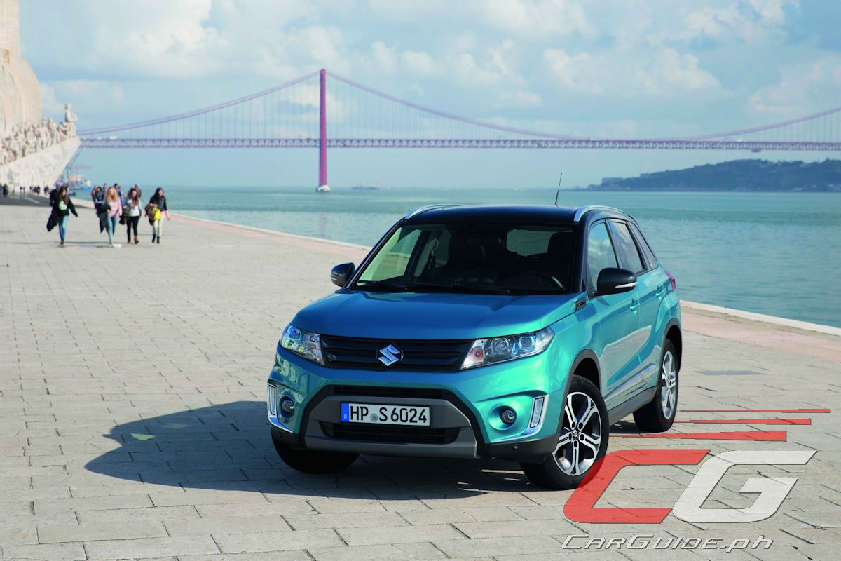 Updated Suzuki Philippines Launches 2018 Vitara W 23 Photos