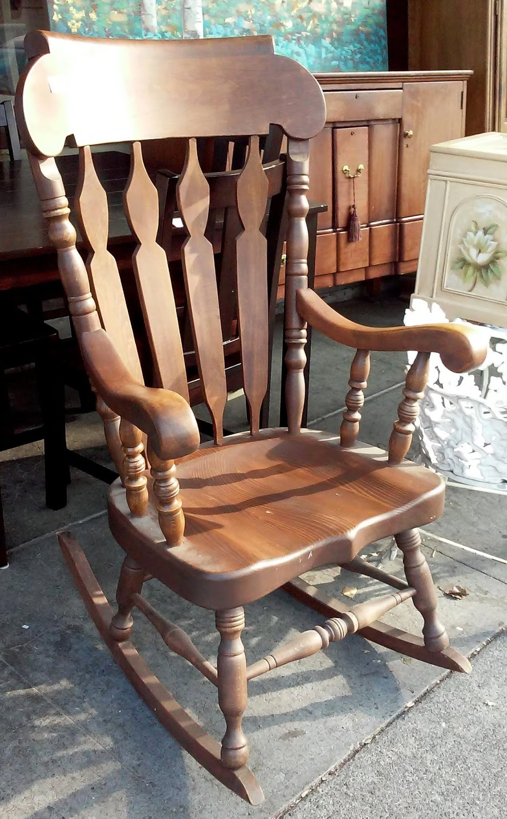 Amazing Uhuru Furniture Collectibles Sold 21606 Large Colonial Ncnpc Chair Design For Home Ncnpcorg
