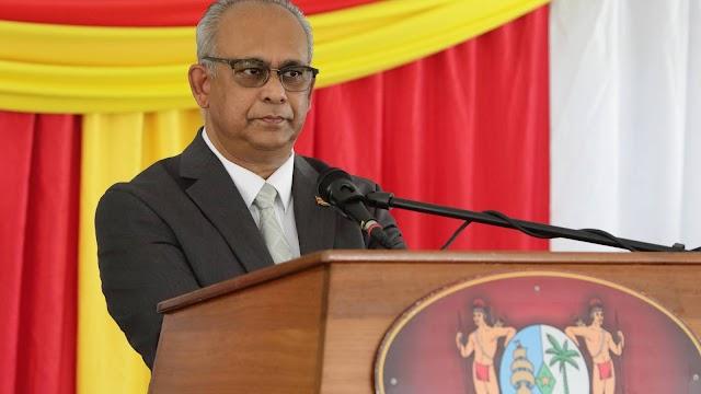 Minister Ramdin leidt Cariforum tot juni 2021