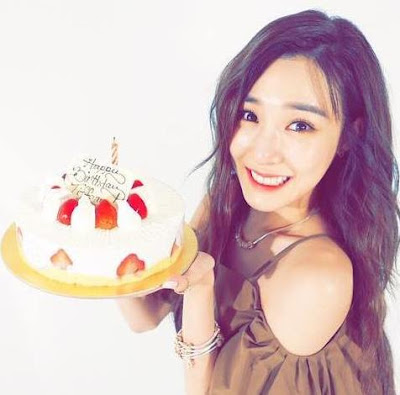 SNSD Tiffany thanks fans for celebrating her birthday ...