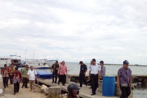 Pelindo IV Makassar Turunkan Tim Survey, Rencana Pengembangan Pelabuhan Di Selayar