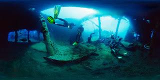 wisata diving di Tulamben