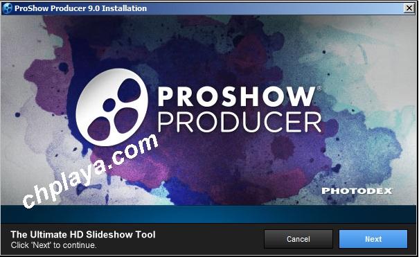 Hướng dẫn Cài đặt Proshow Producer 9.0.3797 Full mới nhất 1