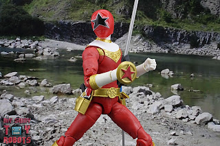 Power Rangers Lightning Collection Zeo Red Ranger 23