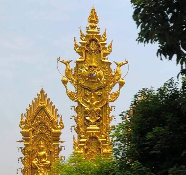Triângulo Dourado (Golden Triangle) - Sop Ruak