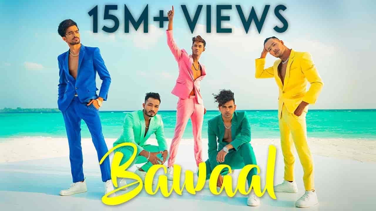 बवाल Bawaal lyrics in Hindi MJ5 Hindi Song