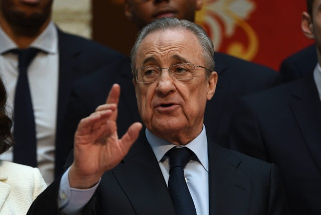 Florentino Perez warns Chelsea and other clubs that they can't quit European Super League