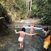 Bella Hadid rocks nude swimsuit as she vacations in Jamaica