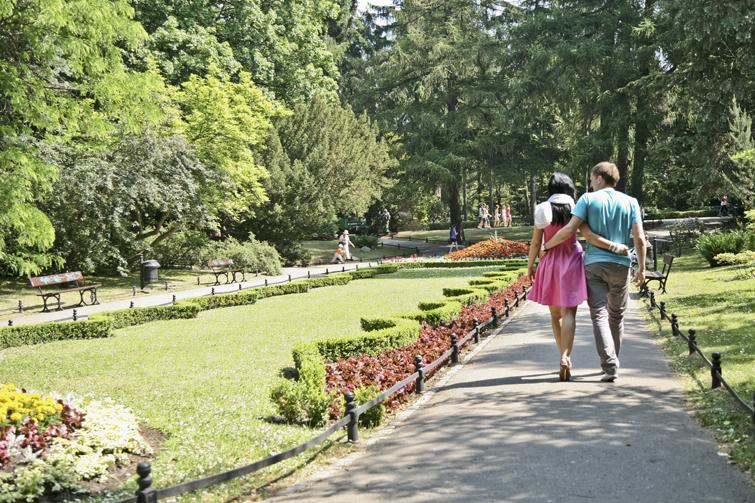 Oliwa Park