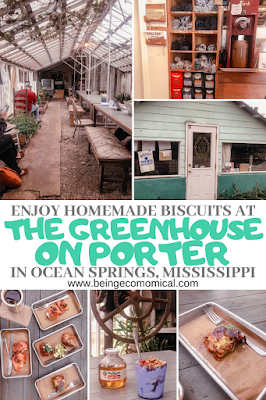 Enjoy Sweet And Savory Biscuits At The Greenhouse On Porter In Coastal Mississippi | The Best Places To Eat In Ocean Springs, Mississippi