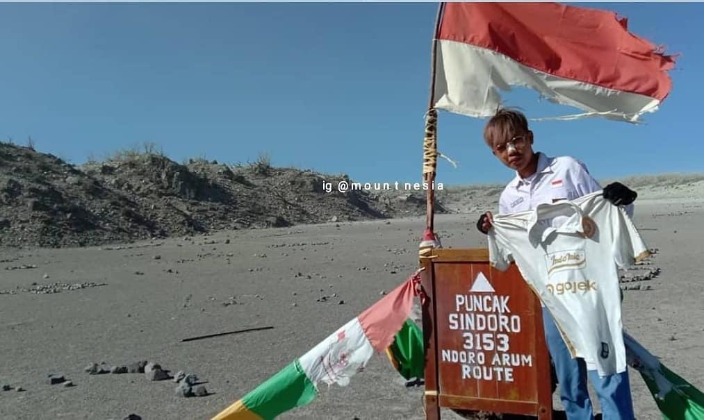 Memalukan! Prank Ranger Gunung Sindoro, Remaja Asal Sempor ini Diblacklist 5 Tahun