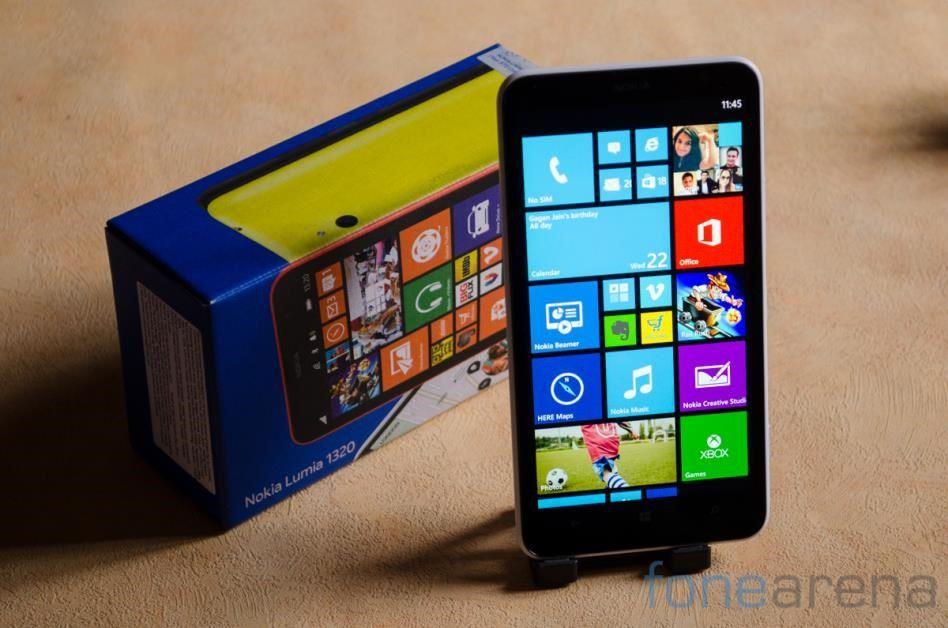 nokia lumia 1320 6 inch