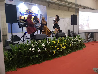 ipex talkshow blogger living