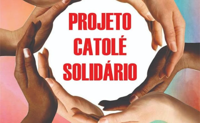 Empreendedores catoleenses promovem Projeto Catolé Solidário para arrecadar e distribuir donativos