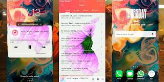 download tema ios iphone tembus di hp oppo