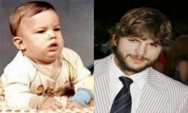 Childhood Photos of Hollywood Celebrities | Entertainment ...