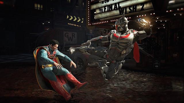 injustice 2 تنزيل لعبة