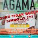 SIMBOLIS ! Kemenag Serahkan Bantuan Subsidi Upah Guru Non-PNS
