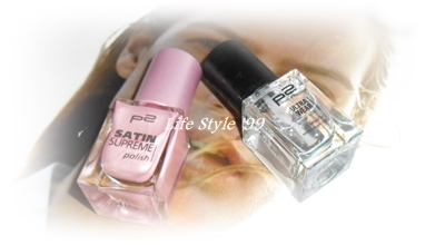 P2 Cosmetics linea  Nails & Hands