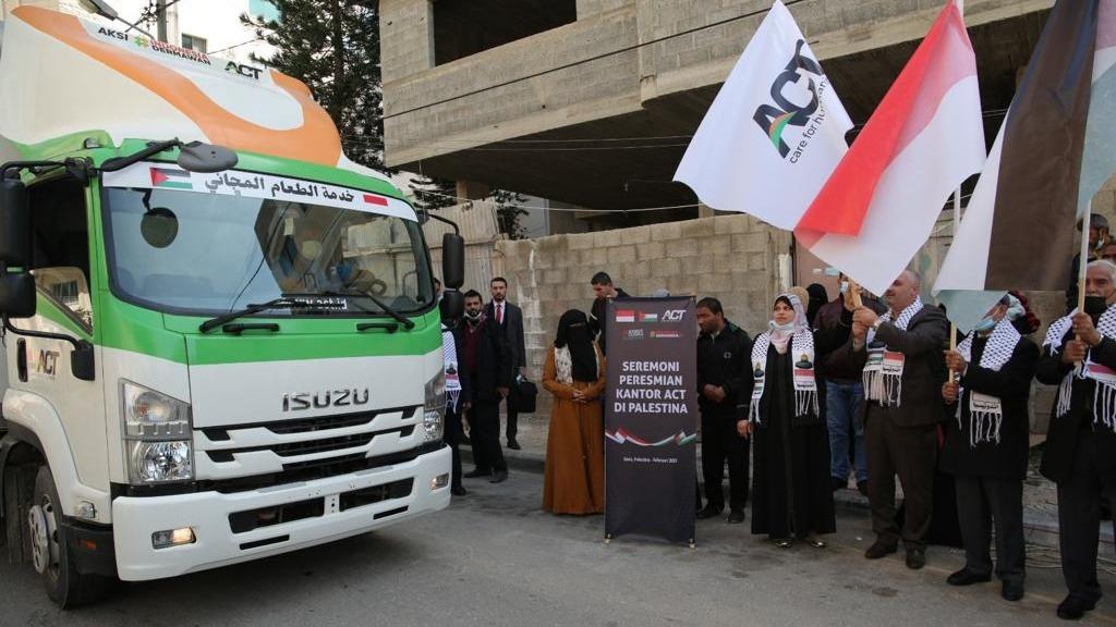 Kantor ACT di Palestina: Bukti Totalitas Mendampingi yang Tertindas