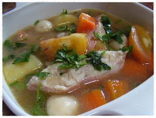 Resep Sup Ikan Kakap Yang Enak