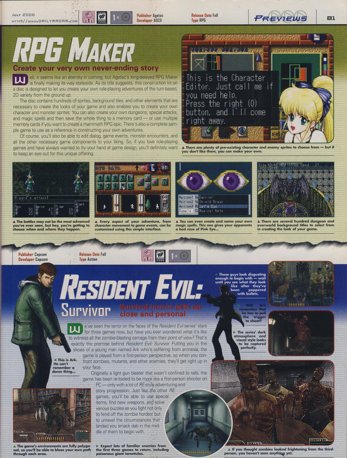 RPGMaker 2003 Archive: 05/27/17