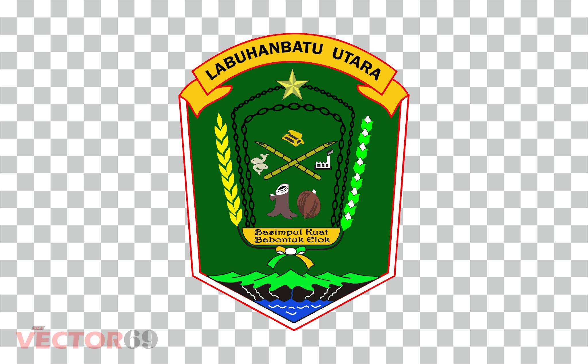 Kabupaten Labuhanbatu Utara Logo - Download Vector File PNG (Portable Network Graphics)