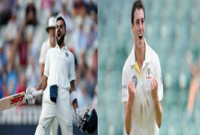 आईसीसी टेस्ट रैंकिंग