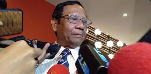 Mahfud MD: Gerindra, PAN, Demokrat akan Bergabung, Tinggal PKS
