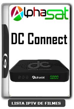 Alphasat DC Connect Nova Atualização Melhorias no serviço de IKS V12.06.20.S75 - 21-06-2020