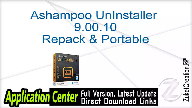 Ashampoo UnInstaller 7.00.10 + Crack