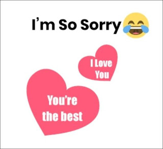 Sorry whatsapp dp download for Girlfriend | Sorry Pic for LOVE