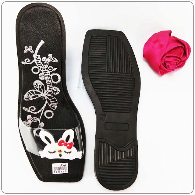 grosirsandalmurah.net-Sandal Wanita- Sandal Polos Mika Wanita ELF