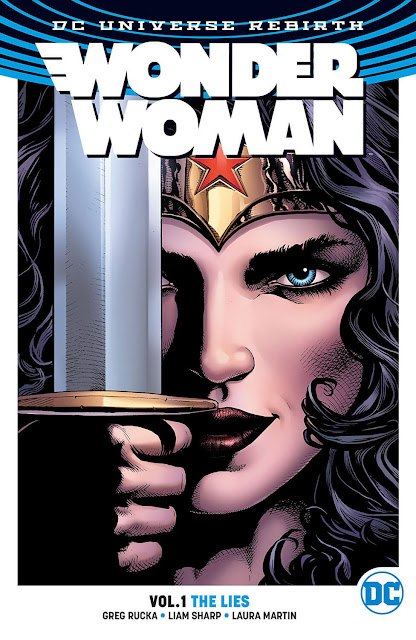 wonder woman dc rebirth vol 1 lies