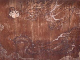 仏殿天井画