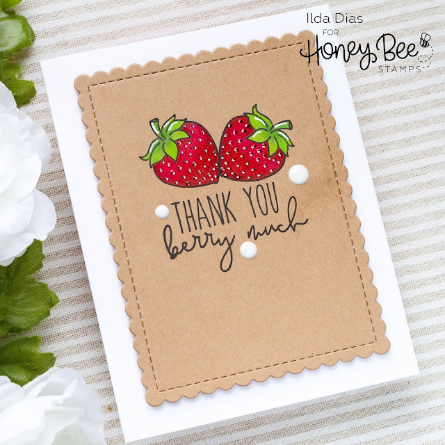 Hello Summer, Sneak Peeks, Pearfect Sentiments, Card Set, Honey Bee Stamps, Freshly Picked, Card Making, Stamping, Die Cutting, handmade card, ilovedoingallthingscrafty, Stamps, how to, Fruit Puns, Fruits,