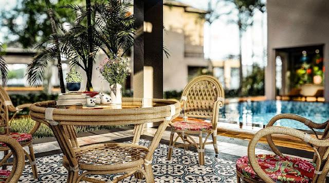 Tiện ích dự án Sunshine Heritage Resort Sơn Tây Phúc Thọ Hà Nội