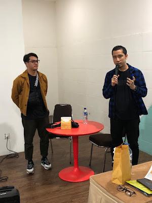 Komunitas '97 Gandeng Kopi Dewa dan Ricky Harun Gelar Workshop Bisnis Kopi