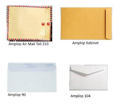 gambar amplop 310 kabinet 90 dan 104