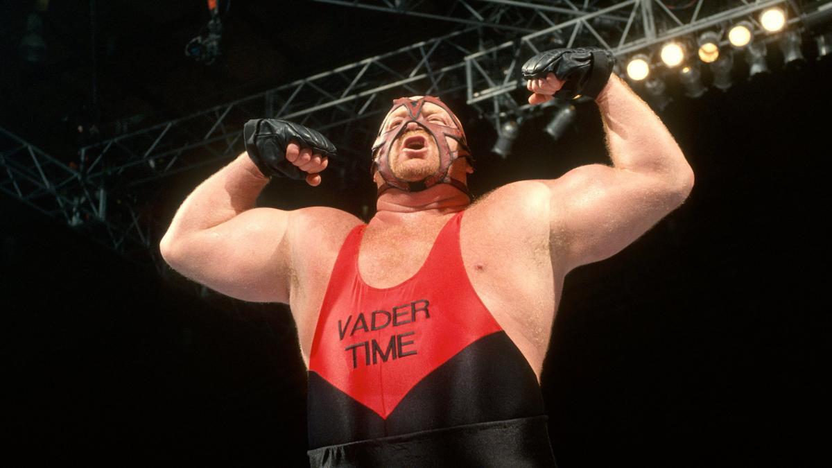 Por que Vader nunca se tornou WWE Champion?